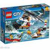 LEGO CITY ELICOTTERO ELICOTTERO DELLA GUARDIA COSTIERA - 60166
