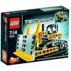 LEGO - 8259 - Jeu de construction - Technic - Le mini bulldozer