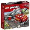 Disney LEGO 10730 Juniors Lightning McQueen Speed Launcher