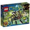 LEGO Legends of Chima - El Cazador arácnido de Sparratus (70130)