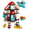 La maison de vacances de Mickey