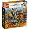 LEGO Overwatch Junkrat E Roadhog 75977 LEGO