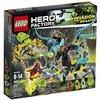 LEGO Hero Factory Queen Beast vs. Furno, Evo and Stormer 44029 Building Set