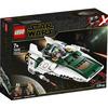 LEGO Star Wars (75248). A-Wing Starfighter della Resistenza