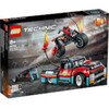 LEGO Technic: Stunt Show Truck & Bike Toys Set (42106)