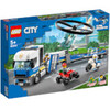 LEGO City: Police Helicopter Transport Building Set (60244)