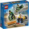 LEGO City Turbo Wheels (60255). Team acrobatico