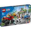 LEGO City Police (60245). Rapina sul Monster Truck