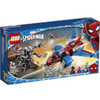 LEGO Marvel Spider-Man Jet vs. Venom Mech Playset (76150)