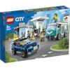 LEGO City: Nitro Wheels Service Station Building Set (60257)