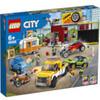LEGO City Nitro Wheels: Tuning Workshop (60258)