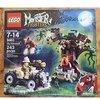 LEGO monstruo combatientes 9463 hombre lobo