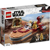 LEGO Star Wars (75271). Landspeeder di Luke Skywalker