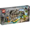 LEGO Jurassic World: T-Rex vs Dino-Mech Battle (75938)
