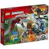 LEGO Juniors Jurassic World Fuga Dallo Pteranodonte Kit 10756 LEGO