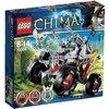 LEGO Legends of Chima - Playthemes - Il fuoristrada lupo Wakz - 70004