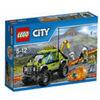 LEGO CITY 5-12 ANNI VULCANO EXPLORATION TRUCK CAMION ESPLORAZIONE VULCANO  60121