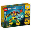 LEGO Creator Robot Sottomarino 31090 LEGO