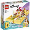LEGO Disney Princess Libro Fiabe La Bella e la Bestia Belle 43177 LEGO