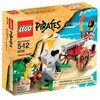 LEGO Pirates Cannon Battle (6239)