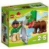 Lego 10576 - El zoológico (10576) - Duplo El zoológico, Juguete Construcción A Partir de 4 años Primera Infancia