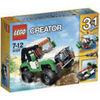 LEGO CREATOR ADVENTURE VEHICLES 3 IN 1 ART 31037 RARO NUOVO FUORI PRODUZIONE