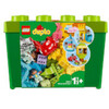 LEGO DUPLO Classic:: Deluxe Brick Box Building Set (10914)