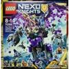 LEGO 70356 NEXO KNIGHTS THE STONE COLOSSUS OF ULTIMATE DESTRUCTION