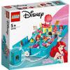 LEGO Disney Princess Libro Fiabe Sirenetta Ariel 43176 LEGO