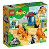 LEGO DUPLO 10880 LA TORRE DEL T REX    NUOVO