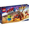 LEGO The Lego Movie 2 - Ultrakatty et la guerrière Lucy ! (70827)
