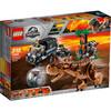 LEGO Jurassic World - Le Carnotaurus et la fuite en Gyrosphère (75929)