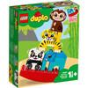 LEGO Duplo - Ma première balançoire des animaux (10884)