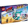 LEGO The Lego Movie 2 - Le vaisseau spatial Systar de Sweet Mayhem ! (70830)