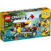 LEGO Creator - La péniche au bord du fleuve (31093)
