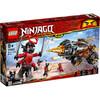 LEGO Ninjago - La foreuse de Cole (70669)