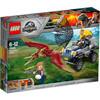 LEGO Jurassic World - La course-poursuite du Ptéranodon (75926)