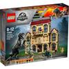 LEGO Jurassic World - La fureur de Indoraptor à Lockwood Estate (75930)