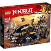 LEGO Ninjago - Le véhicule de combat Dieselnaut (70654)
