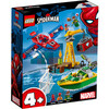 LEGO Marvel Super Heroes - Spider-Man : Docteur Octopus et le vol du diamant (76134)