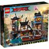 LEGO Ninjago - Les quais de la ville NINJAGO (70657)
