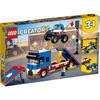 LEGO Creator - Le spectacle des cascadeurs (31085)