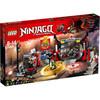 LEGO Ninjago - Le QG du Gang des Fils de Garmadon (70640)