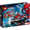 LEGO Marvel Super Heroes - Le sauvetage en moto de Spider-Man (76113)