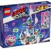 LEGO The Lego Movie 2 - Le palais spatial de la Reine aux mille visages (70838)