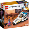 LEGO Overwatch - Tracer vs. Widowmaker (75970)