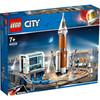 LEGO City - La fusée spatiale et sa station de lancement (60228)