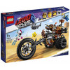 LEGO The Movie 2 - Le tricycle motorisé en métal de barbe d
