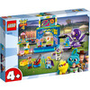 LEGO Toy Story 4 - Le carnaval en folie de Buzz et Woody ! (10770)