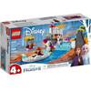 LEGO Disney La Reine des neiges II - L'expédition en canoë d'Anna (41165)
